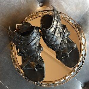 Calvin Klein leather sandal